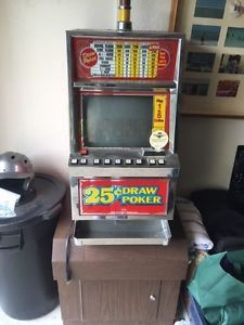 Working slot machines for sale