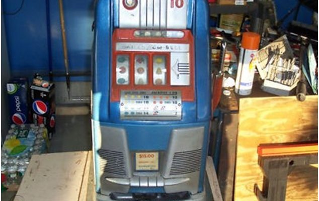 10 cent and 5 cent Pokies Machines for sale
