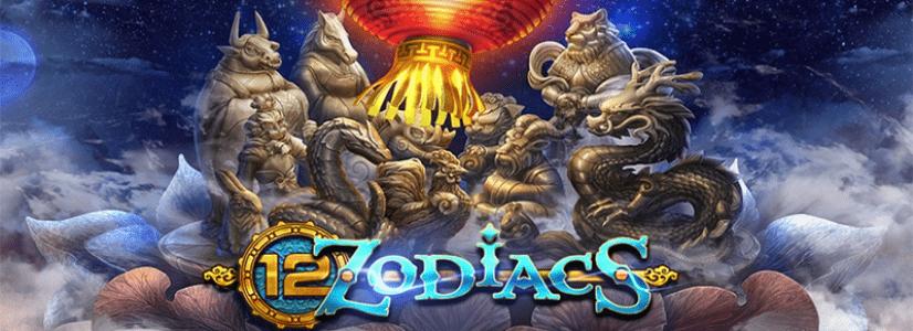 12 Zodiac Pokies