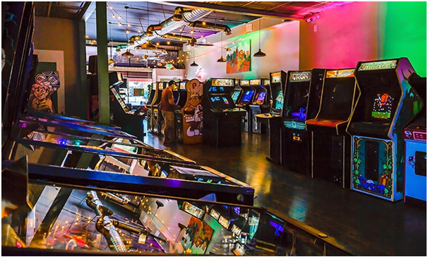 Arcade pokies game machines for sale