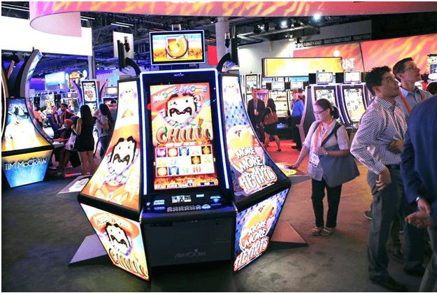 Does Aristocrat sell its pokies machines in Australia?