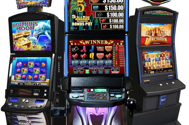 Atronic pokies machines for sale