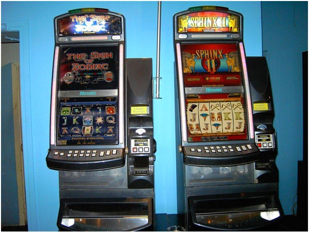 Atronic pokies on sale