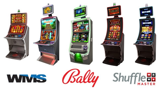 Bally pokies for sale