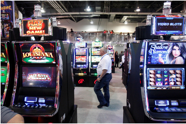 Bally Pokie machines in Australia