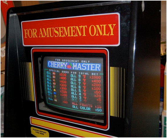 Cherry master pokies machines