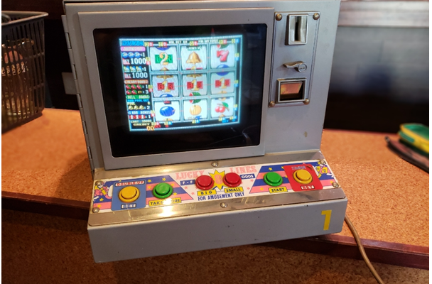 Cherry master pokies machine for sale