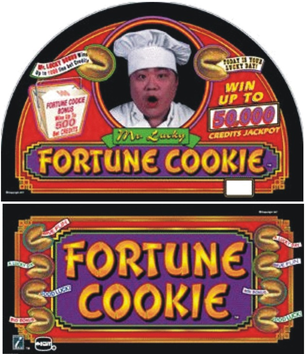 Fortune cookie pokies