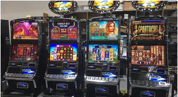 How to change bulbs in pokies machines