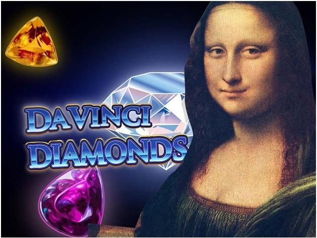 How to play Da Vinci Diamonds Pokies Machine