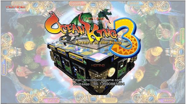 Ocean King 3 Pokies