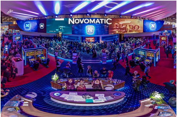 Where to buy Novomatic pokies machines for sale?