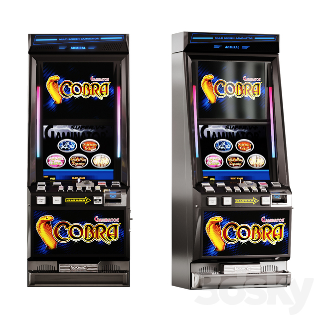 Novomatic FV623 Gaminator Pokies Machines