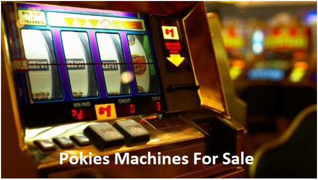 How to know when there are pokies machines available in sale for Clubs and Hotels in Australia?