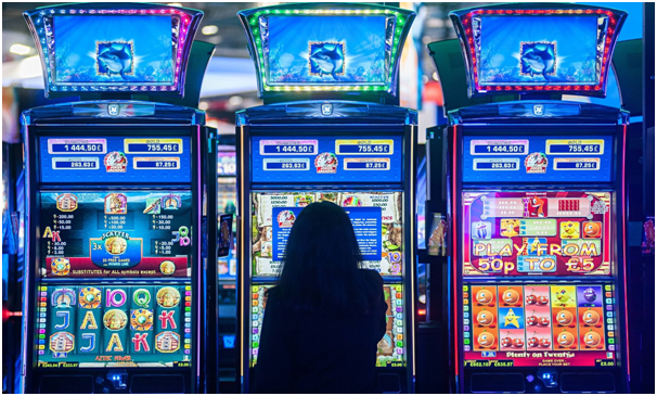 Pokies machines payouts