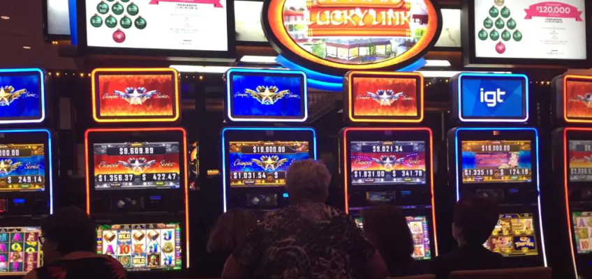 Pokies machines at crown casino