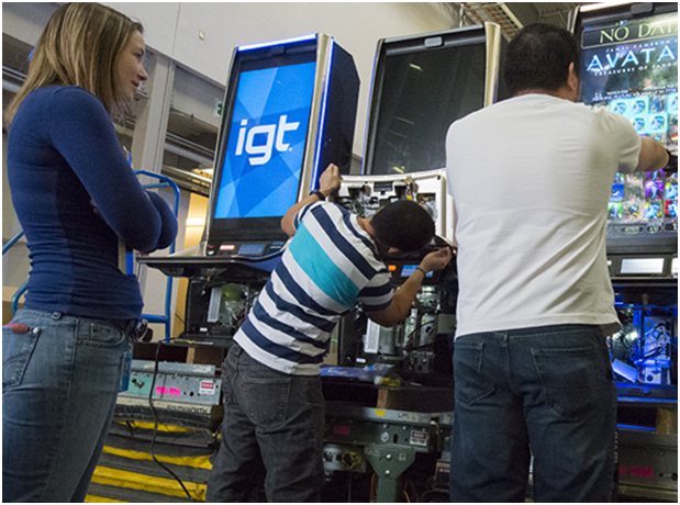 IGT Technicians in Australia