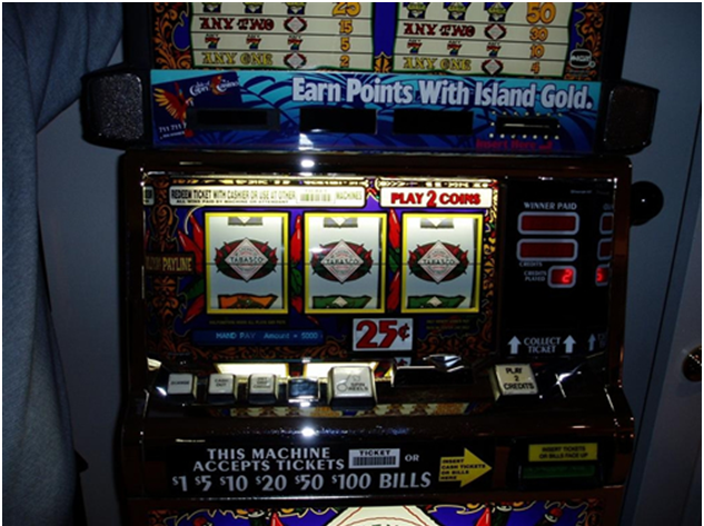 Errors codes in pokies