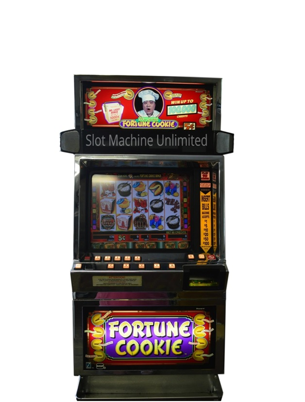 What is the price of Fortune Cookie pokies machine