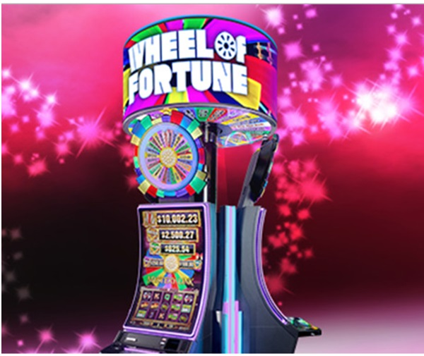 Wheel of Fortune from IGT