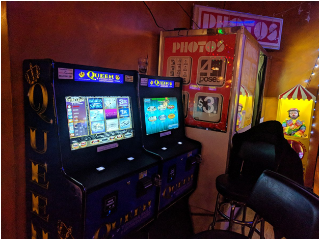 Where to buy real pokies machines for sale?