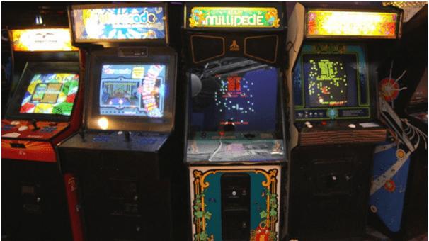 Hardware of Arcade pokies