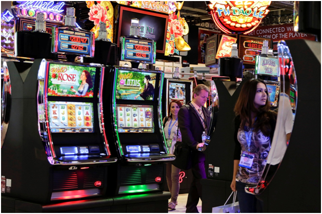Can I buy a pokies machine from Las Vegas?