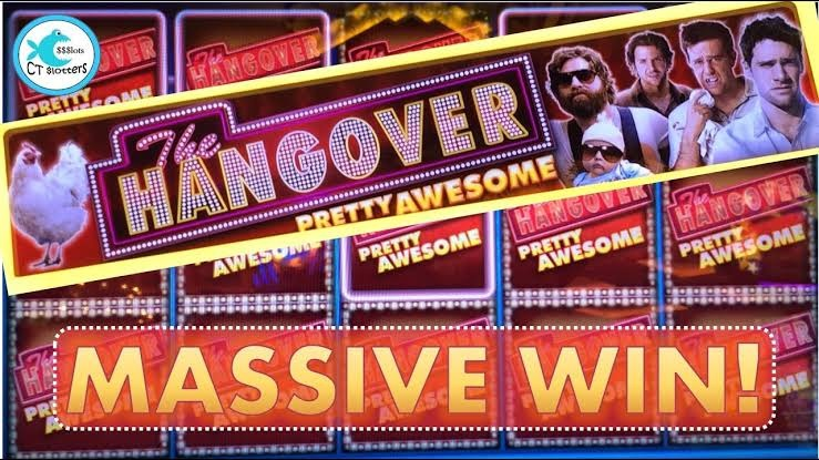 The Hangover Pretty Awesome pokies
