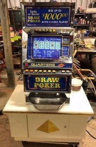 VIDEO DRAW POKER MACHINE BY SUMMIT COIN LTD, - Pokies for Sale
