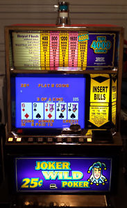 Poker Slot Machines For Sale